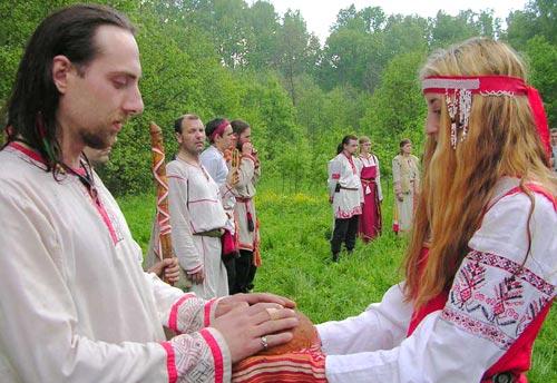 Обряды древние языческие обряды и поверья