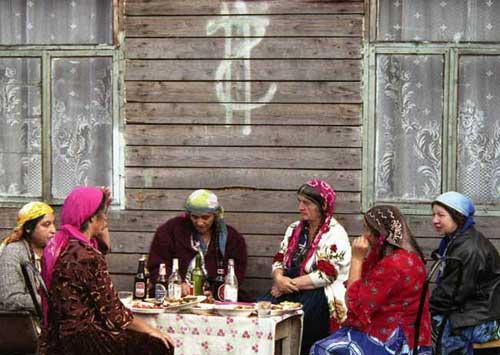 Цыганские свадьбы с красной простыней видео — img 7