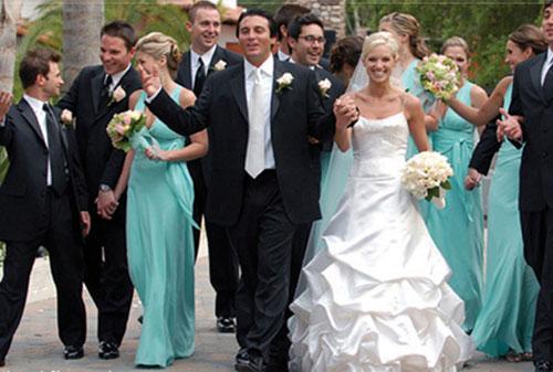 Американские свадьбы