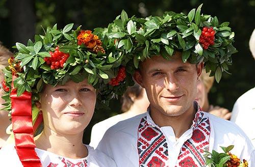 Свадебные традиции россии