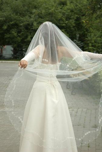 Что символизирует фата невесты