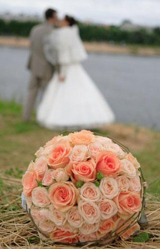 Фото букетов для невесты на свадьбу 80