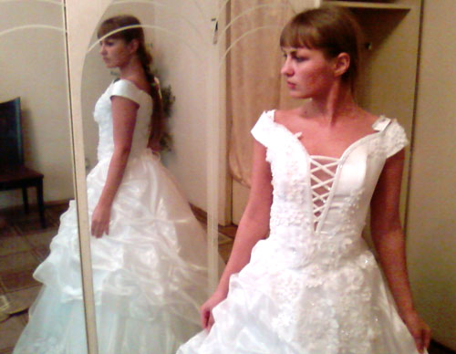 Сонник примерять во сне свадебное платье