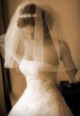 Что одевать на примерку свадебного