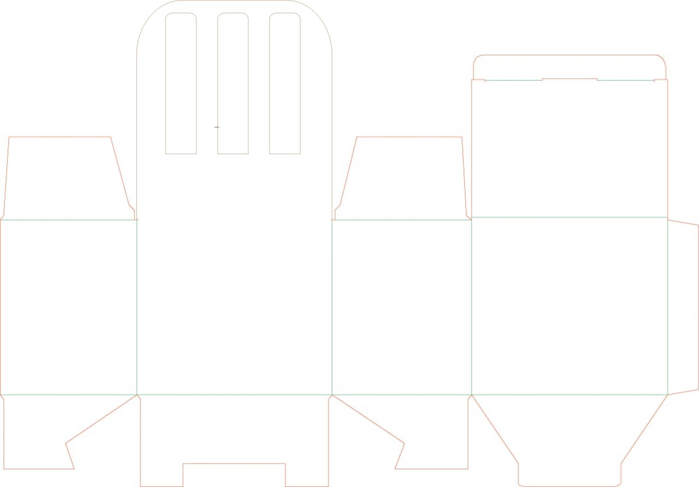 коробка в форме сердца своими руками схема для печати