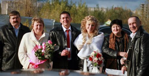 Одна семья. Свадебные поздравления Подарки от мамы.