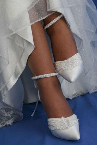 ee2fdd3c1 Свадебные туфли невесты Фото моделей. Подборка статей по теме Советы ...