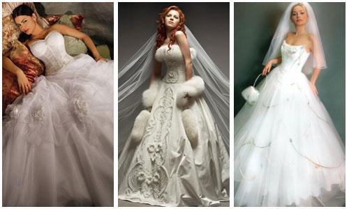 Фото самых красивых свадебных платьев