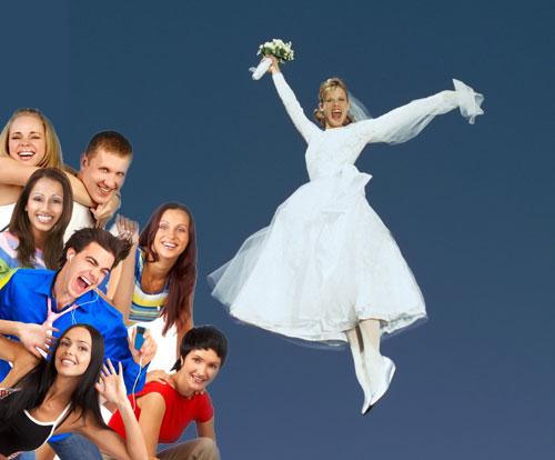 Фото отдалась в клубе перед свадьбой классика